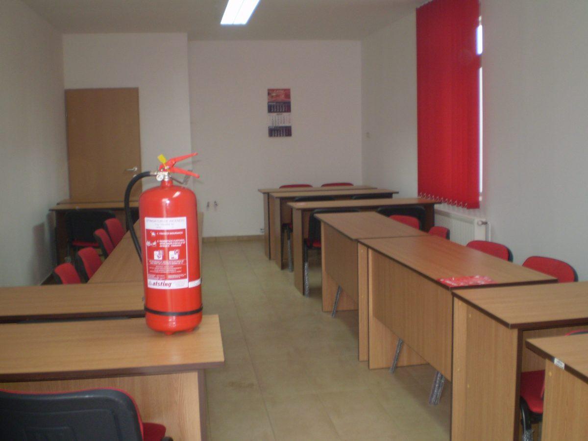 curs pompieri