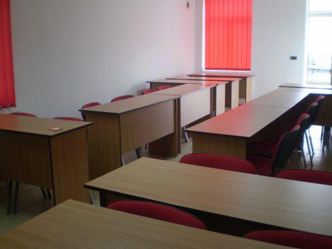 Formator; sala de curs