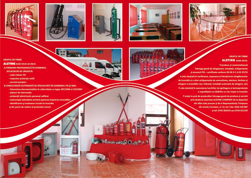 cursuri pompieri Alsting